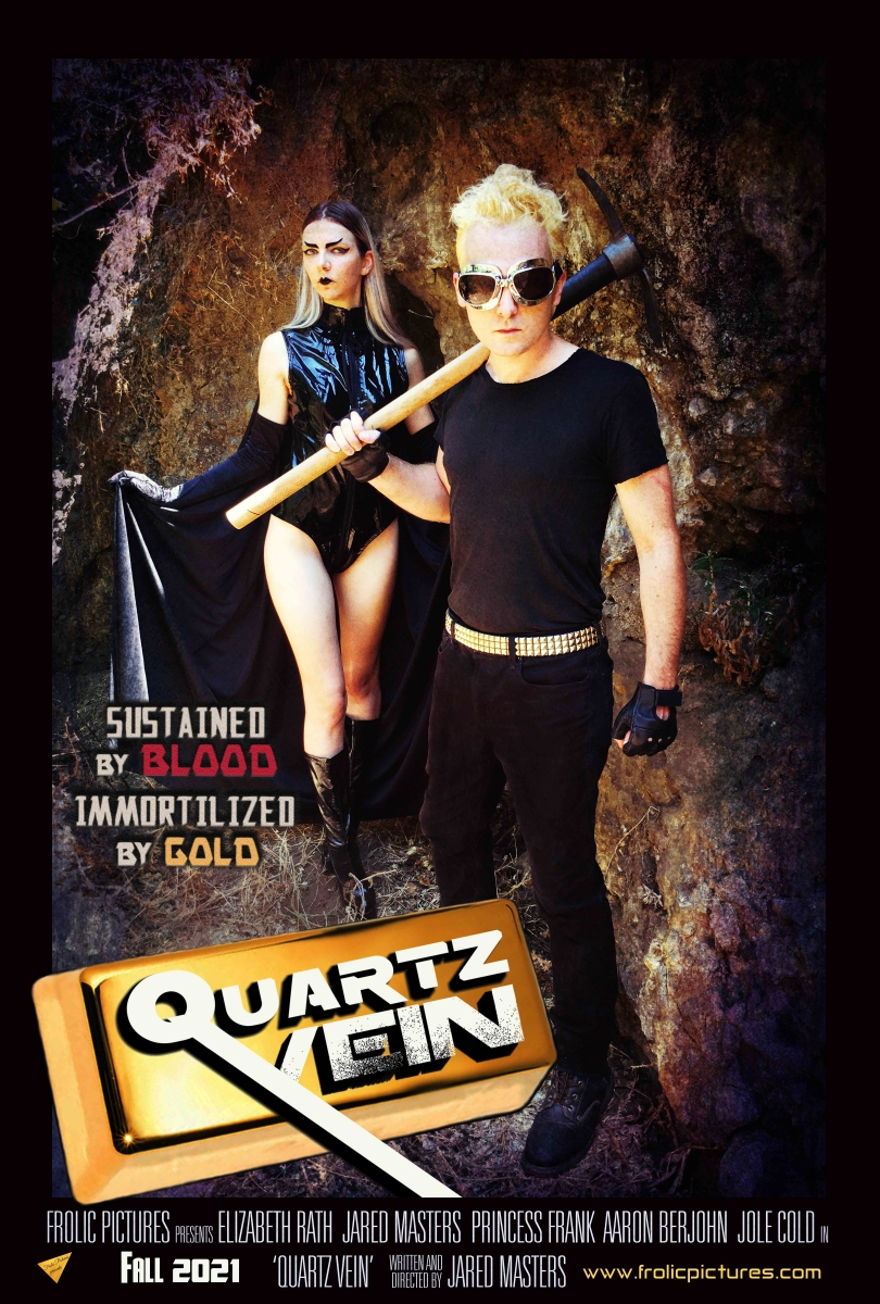Quartz Vein Teaser Poster