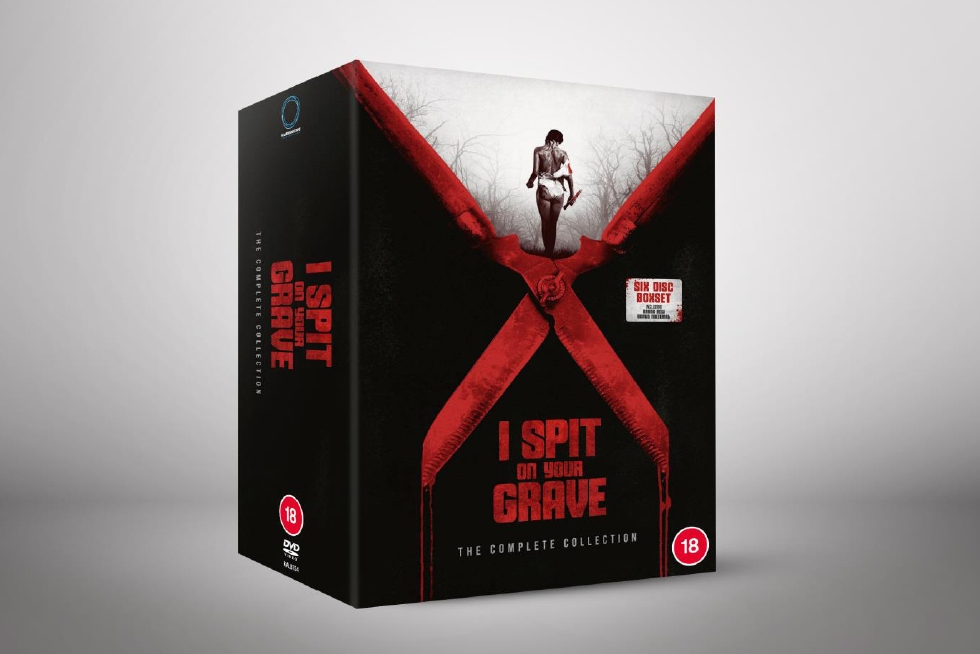 I Spit on Your Grave The Complete Collection